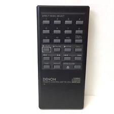 Denon Remote Control Unit RC-204