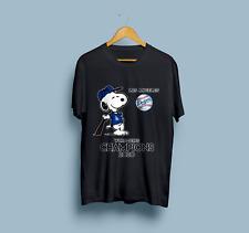 NEW 2020 Los Angeles Dodgers World Series Champions Baseball MLB T-Shirt S-3XL