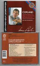 Copland - Rodeo, Billy The Kid - Bernstein - New York Philharmonic (CD 1987)