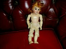 FRENCH CHARLES MARCHEIX / MARCOUX BISQUE HEAD BALL JOINTED DOLL 14 INCH