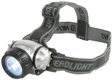 1W Led Head Light Head Torch IP44 Rated Waterproof Super Bright 3 Modes