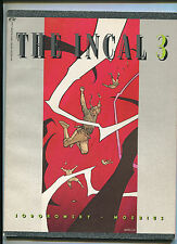 THE INCAL #3 (6.0) MOEBIUS OUT OF PRINT GRAPHIC NOVEL HARD TO FIND!