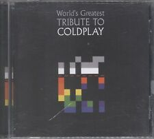 World's Greatest Tribute to Coldplay CD