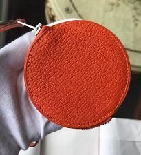 100% Authentic Hermes Fruit Orange Charm Coin Purse