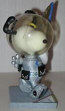 "Peanuts On Parade Snoopy Figurine ""Joe Technology"" 5"" Mib Free Shipping"