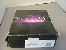 Avid Pro tools software Pro Tools 10  inc VAT