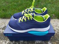 Asics Patriot 10 Size 8 UK 9.5 UK Mens Running Trainers NEW