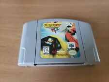 Wipeout Nintendo 64 N64 Original Authentic Game! Label Wear