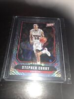Panini The National Stephen Curry Shimmer Base SP /99 Davidson Warriors