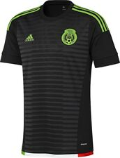 Adidas Men's Official Mexico Soccer Jersey World Cup NEW Large Short Sleeve