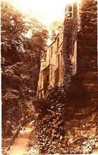 Y28.Vintage Postcard. Palace Ruins, Dumfermline. Fife.