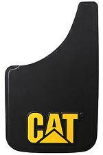 "Caterpillar CAT 11"" x 19"" Mud Flaps/Splash Guards Full Size & Heavy Duty Trucks"