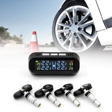 TPMS Car Wireless Tire Pressure Monitor System LCD Display Internal Sensors Y 13