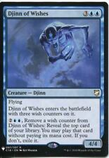 Magic The Gathering MTG Mystery Pack Card Djinn of Wishes