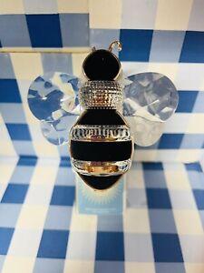 Bath & Body Works BUMBLE BEE BLACK & GOLD Nightlight Wallflower Plug-In Diffuser