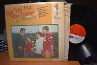 Bill Glass Get Up for the Game LP UP, Inc. C-5139-LP Mono