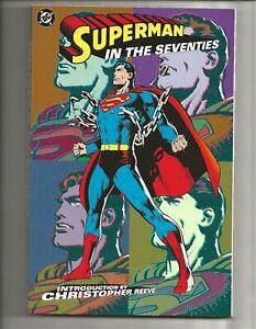 Superman In the Seventies (2000) Unread High Grade NM+ 9.6