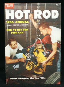 VTG ANNUAL 1956 HOW TO HOP UP 1932 FORD FLATHEAD V8 DRAG RACING SCTA CHEVY 6 OLD