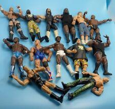 WWE WWF JAKKS Pacific Mattel Wrestling figures ACTION LOT OF 13!