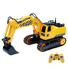 1:26 RC Excavator Caterpillar Tractor Model 2.4GHz Radio Controlled Toys Kids US
