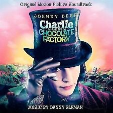 New! Charlie and the Chocolate Factory [Original Motion Picture Soundtrack]
