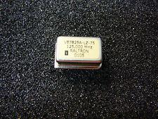 RALTRON VCXO Voltage Controlled Crystal Oscillator 125.000MHz 6-Pin *NEW* 1/PKG