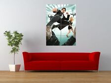 CHUCK TV TELEVISION ACTION COMEDY CHARACTER GIANT ART PRINT PANEL POSTER NOR0644