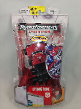 Transformers Cybertron Primus Unleashed Optimus Prime NEW MIB