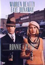 DVD *** BONNIE & CLYDE *** Warren BEATTY/Faye DUNAWAY