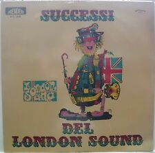 AA.VV. SUCCESSI DEL LONDON SOUND TERRY LINDSEY THE EXCEPTION LP PRESIDENT ITALY