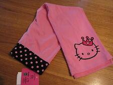 Girls Hello Kitty pink pants 6X HK55329 DLP doll pink Princess NWT^^