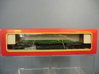HORNBY RAILWAYS MODEL No. R.242 BR TRESTROL WAGON WITH 2 GIRDER LOAD MIB