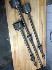 X Y Z Axis Ball Screw Ballscrew Tree VMC 1050 1060 1000 *90 WARRANTY* CNC
