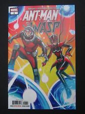 Antman & The Wasp #1 2018 NM High Grade Marvel Comic