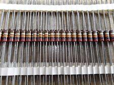 50 x Allen Bradley 20K 0.5W carbon composition Part no EB2035