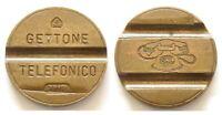 Gettone telefonino CMM 7812 Decentrato-Variante-Errore di conio