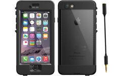 """LifeProof Nuud 4.7"""" Waterproof Case - Black"""