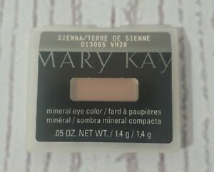 Mary Kay Sienna Mineral Eye Color .05 Oz. New #013065 in Case