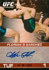 Kenny Florian Rookie Autograph Card UFC Topps Round One Buyback Stamp Auto 1