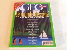 """EO 2002 MOEBIUS+SCHUITEN+BLAIN+BOUCQ+JUILLARD+De CRÉCY+MUNOZ+DUPUY...""""LE MONDE"""""""
