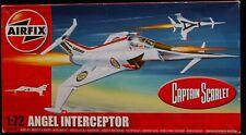 Airfix1/72 Angel Interceptor - Contents Still sealed