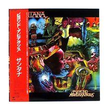 "SANTANA ""Beyond Appearances"" NM/NM 1985 Japan orig. 1st edition w/OBI"