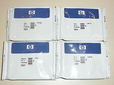 4 Genuine HP 11 Black Cyan Magenta Yellow Printhead C4810A C4811A C4812A C4813A