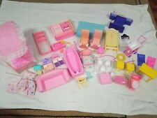 Vintage Barbie Toys & Accessories and Other Vintage Toys ~ 43 Pieces ~ small
