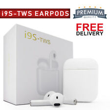 I9S TWS Wireless Bluetooth Earphone Earbuds Airpods Set For Iphone/IOS Android