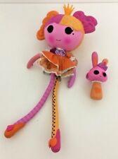 "2012 Lalaloopsy grande 15"" Principessa Noce moscata doll figure e Fungo Pet Bundle!"