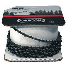 "Oregon 72JGX100U 100' Reel 3/8"".050"" Full Skip Chainsaw Chain"