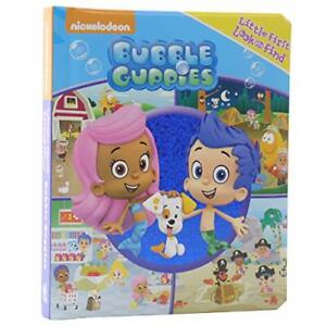 Nickelodeon Bubble Guppies - First Look and Find Activity Book - PI Kids