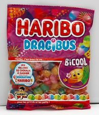 NEW 1 X Haribo Dragibus Bi Cool Sweets - 250g Fruits French Haribo Bonbons Gift