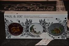 Paul & Joe - Eye Color & Lip Balm Set - 001 Winter Wonderland